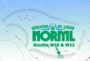 Greater St. Louis NORML Earth Day booths